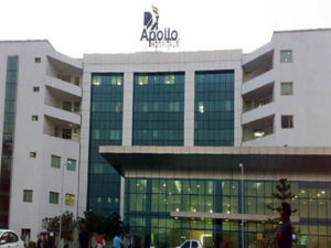 APOLLO SPECIALTY HOSPITALS
