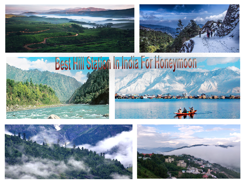 Best Hill Station In India For Honeymoon