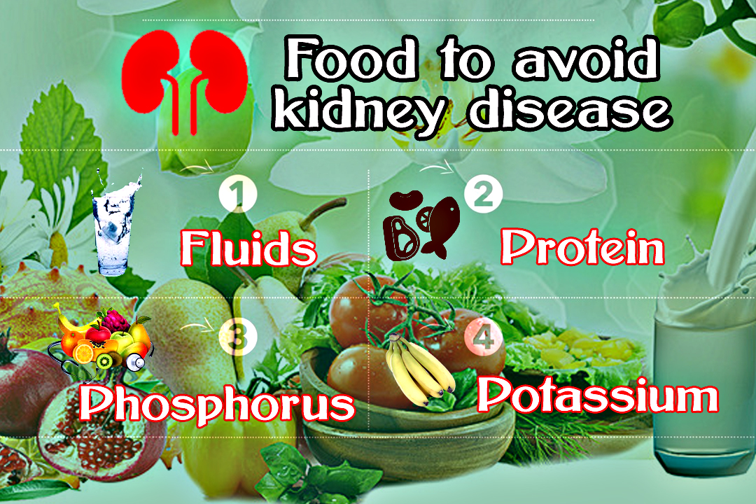 Foods Avoid For Kidney Health