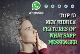 Top 10 New Hidden Features Of Whatsapp Messenger