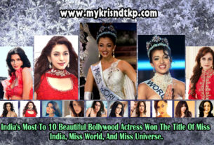 Top Bollywood Actresses Won Miss India World Universe