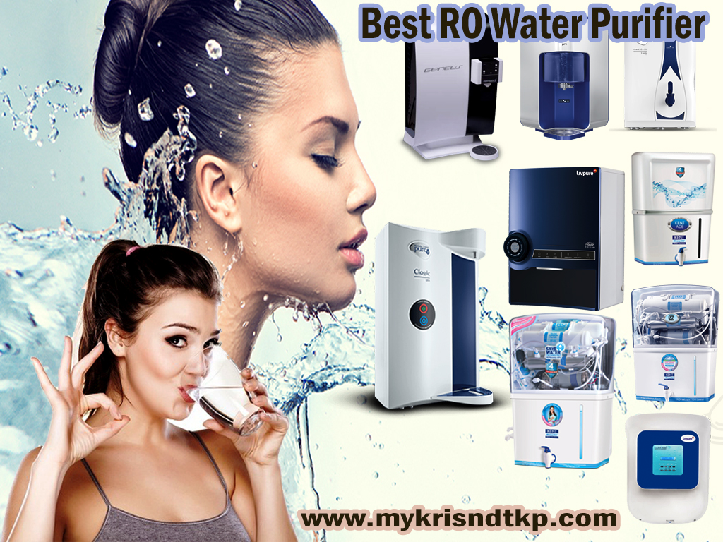 Best Water Purifier In India 2018