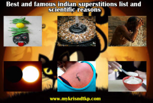 Indian Superstitions List Behind Scientific Reason