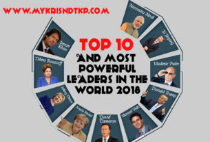 Most Powerful Leaders World 2018