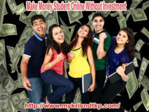 Student Earn Money Online Without Investment