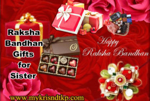 Raksha Bandhan Date And Gift for Sister