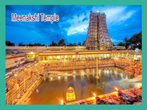 Top Famous And Best Hindu Tourist Temples Tamil Nadu