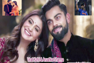 Virat Kohli And Anushka Sharma With Family