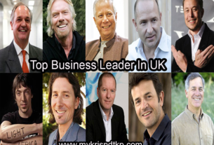 Top Influential Business Leader In UK