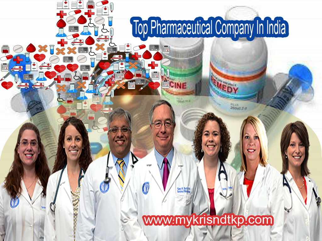 Top 10 And Best 100 Pharmaceutical Companies In India